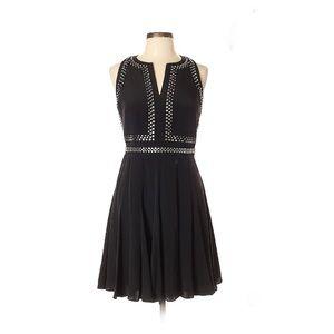 Rebecca Taylor Embellished Rhinestone Dress NWT